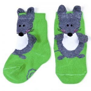 Носки ясельные с 3Д рисунком №2