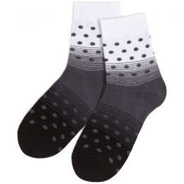 Носки женские Горох
