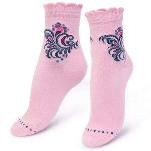 Носки женские Рябинка