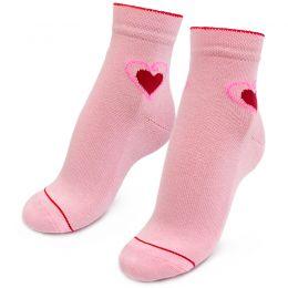 Носки женские Сердечко