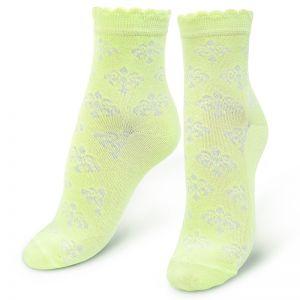 Носки женские ажурные Салют