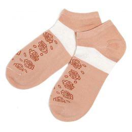 Носки женские укороченные Роза