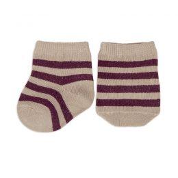 Носочки для новорожденного Полосатик