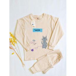 Пижама детская Котик