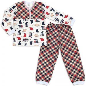 Пижама детская Медведи