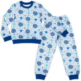 Пижама детская теплая Планетарий