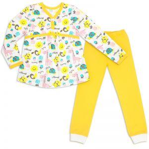 Пижама для девочки Ассорти