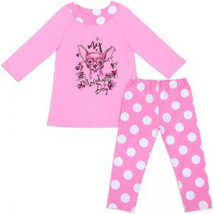 Пижама для девочки Чихуашка