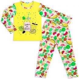 Пижама для девочки Фреш 2