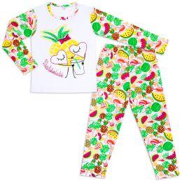 Пижама для девочки Фреш 3
