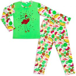 Пижама для девочки Фреш 4