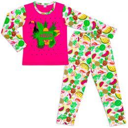 Пижама для девочки Фреш 6