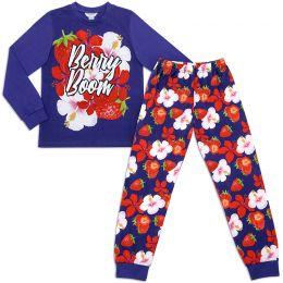 Пижама для девочки Клубничка