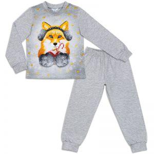 Пижама для девочки Лиса