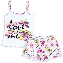 Пижама для девочки Love me