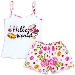 Пижама для девочки Сладость