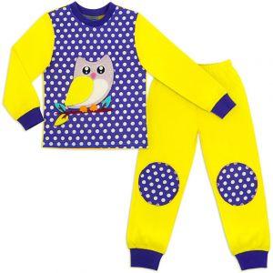 Пижама для девочки Сова