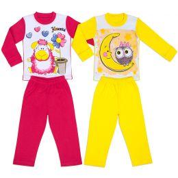 Пижама для девочки ассорти №2