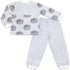 Пижама для девочки эконом Ежата