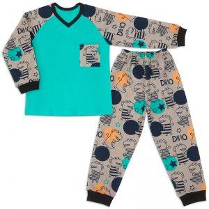 Пижама для мальчика DinoZ