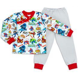 Пижама для мальчика Герой