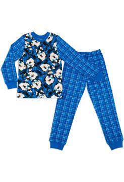 Пижама для мальчика Хаски