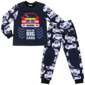 Пижама для мальчика Машина