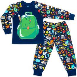 Пижама для мальчика интерлок