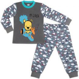Пижама для мальчика интерлок №12