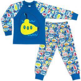 Пижама для мальчика интерлок №9