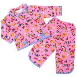 Пижама фланелевая для девочки