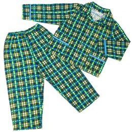 Пижама фланелевая для мальчика