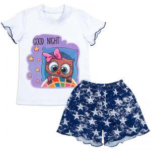 Пижама подростковая Совенок