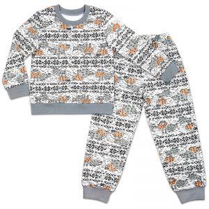 Пижама теплая Овечки