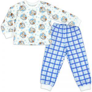 Пижама теплая для мальчика BEAR