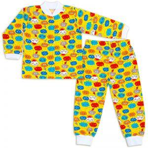 Пижама ясельная Тучка