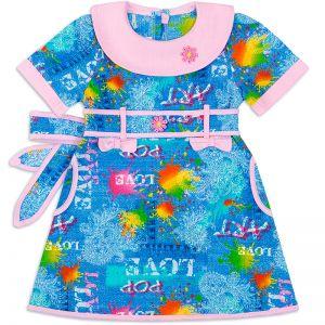 Платье Бязь №4