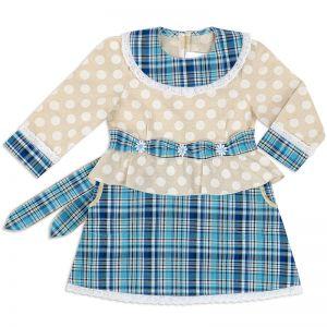 Платье Шотландка №11