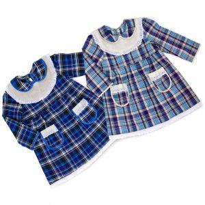 Платье Шотландка №3