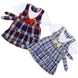 Платье Шотландка №4