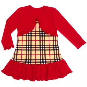 Платье для девочки №30