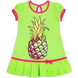 Платье для девочки Ананас