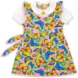 Платье для девочки Бязь