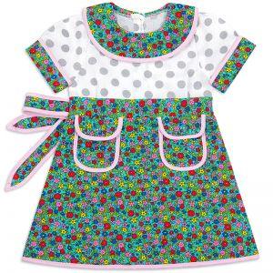 Платье для девочки Бязь №1