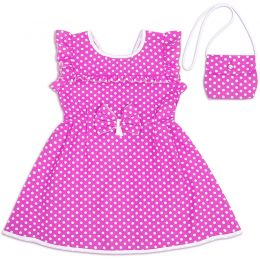 Платье для девочки Бязь №6