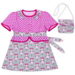Платье для девочки Бязь №7