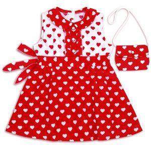 Платье для девочки Бязь №8