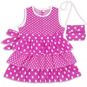 Платье для девочки Бязь №9