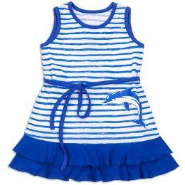 Платье для девочки Дельфин