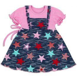 Платье для девочки Фартук №2